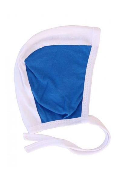 caciula interior adonis alb-albastru