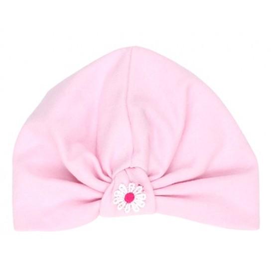 turban fete roz dublat