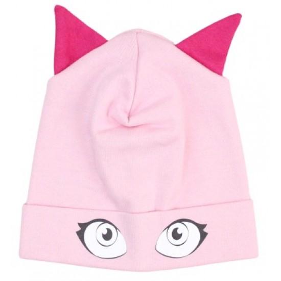 fes roz pisica urechiuse cyclame