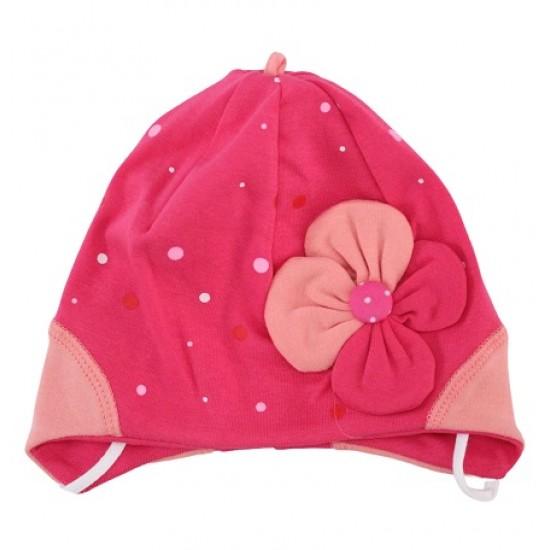 Caciula bebelusi cyclame fundita roz piersica