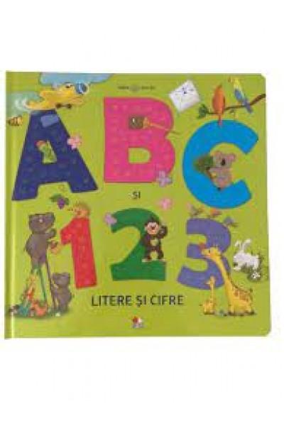 ABC și 123. Litere și cifre. Bebe învață