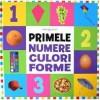 Bebe învață. Primele numere, culori, forme (format mare)