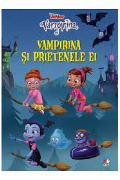 Disney.Vampirina. Vampirina și prietenii ei