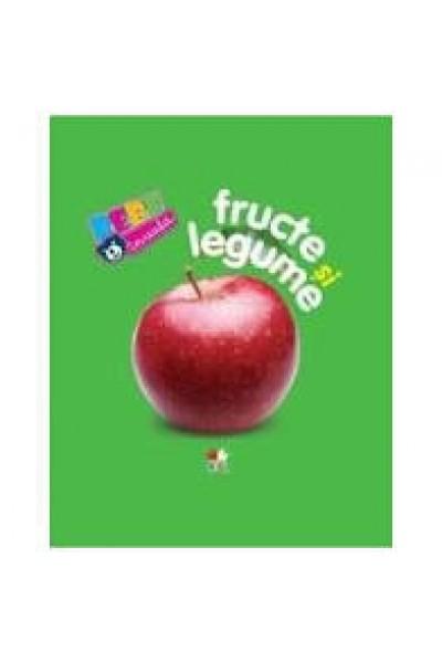 Fructe și legume. Bebe învață