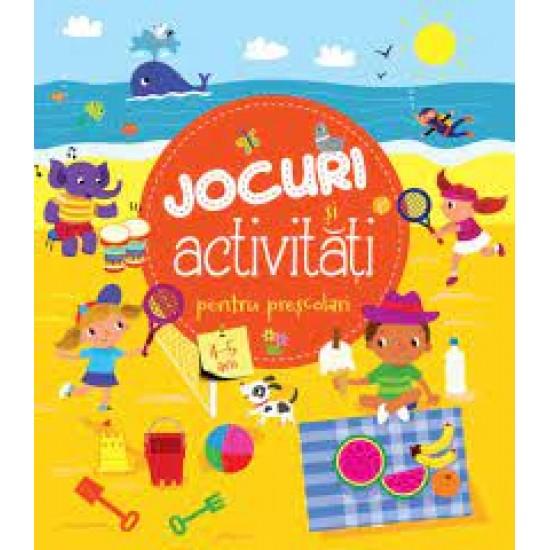 Jocuri și activități pentru preșcolari (4-5 ani)