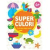 SUPERCULORI. Colorăm după model (4+)