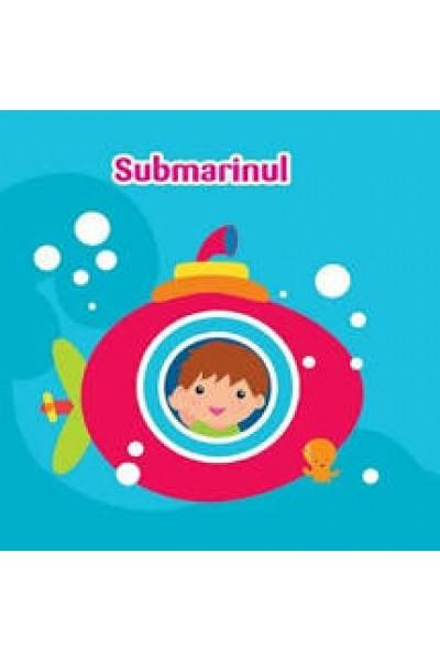 Submarinul. Cărticica mea de baie