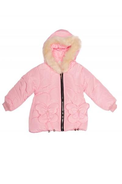 geaca fete roz