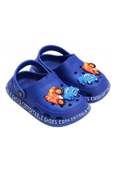 papuci copii albastru eG