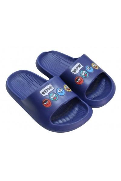 papuci copii bleumarin whooo