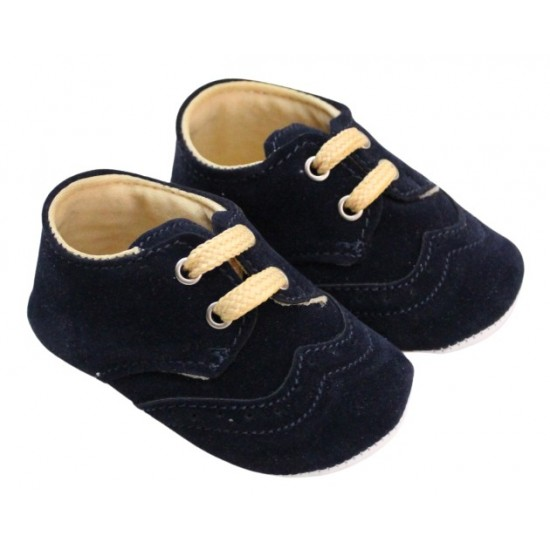 pantofiori baieti catifea negri