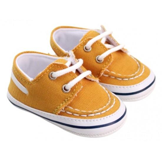 pantofiori mustar baieti