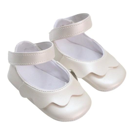 pantofiori feftite albi