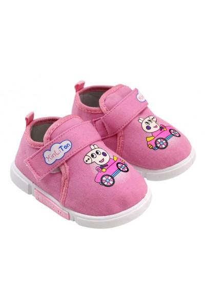 Papuci interior roz pig