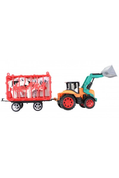 tractor animalute