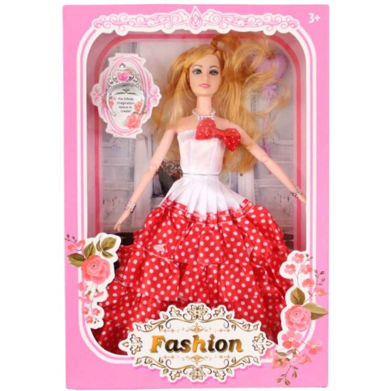 papusa printesa rochita rosie buline