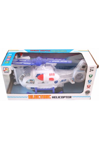 Elicopter electric police