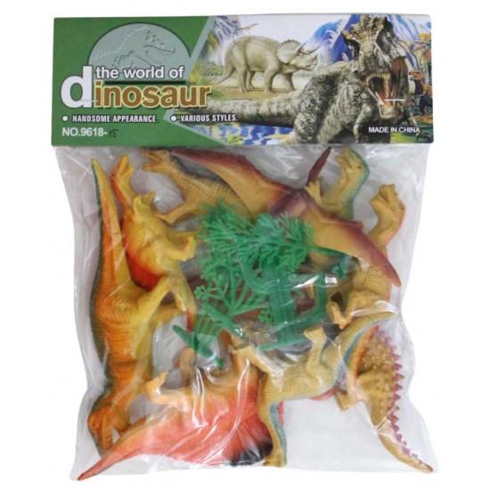 set dinozauri