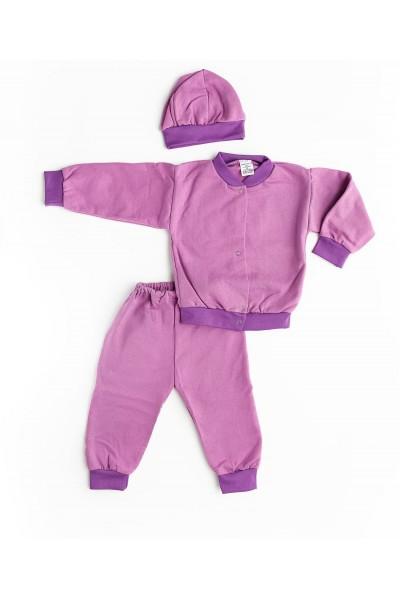 Trening baby confex lila