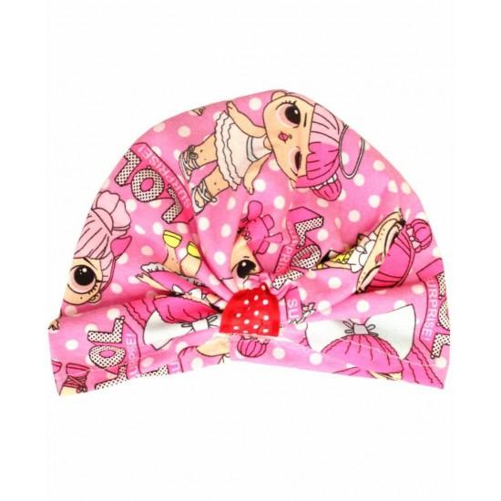 turban fetite roz papusa lol