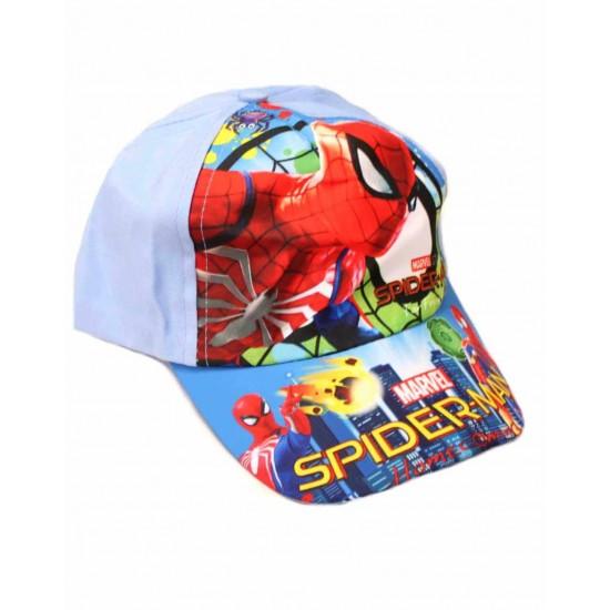 Sapca baieti spider man