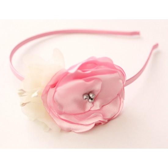 Cordeluta floricica roz