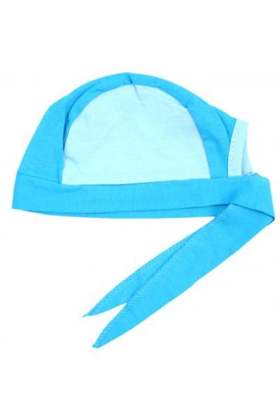 Bandana copii turcoaz bleu