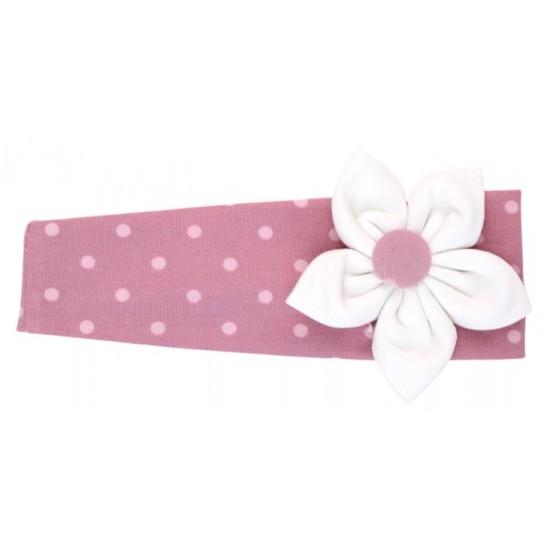 bentita elastica marsala buline roz