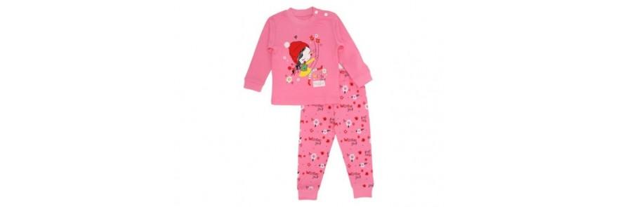Ce fel de pijamale pentru copii poti alege pentru sezonul rece de pe Bebe Kiki?