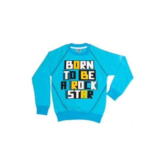 bluza copii mago bleu