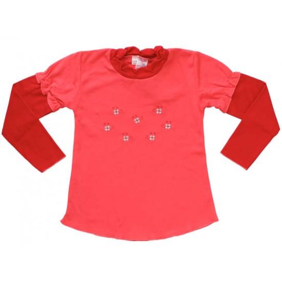 bluza bumbac fete coray