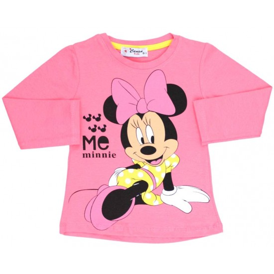bluza fetite roz mouse
