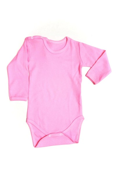 body maneca lunga rom baby roz