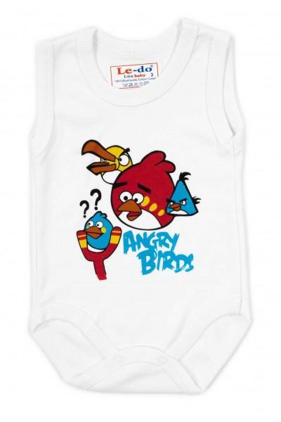 Body bebe maiou angry birds