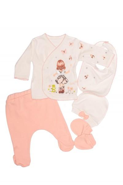 costum copii mini zeyn roz