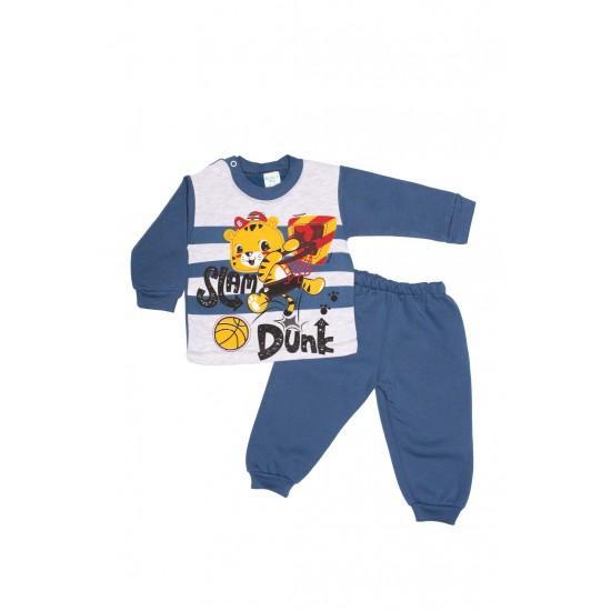 Costum copii bilkom albastru