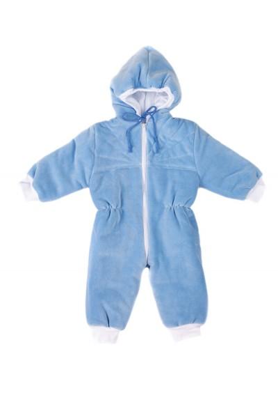 salopeta exterior baby confex bleu