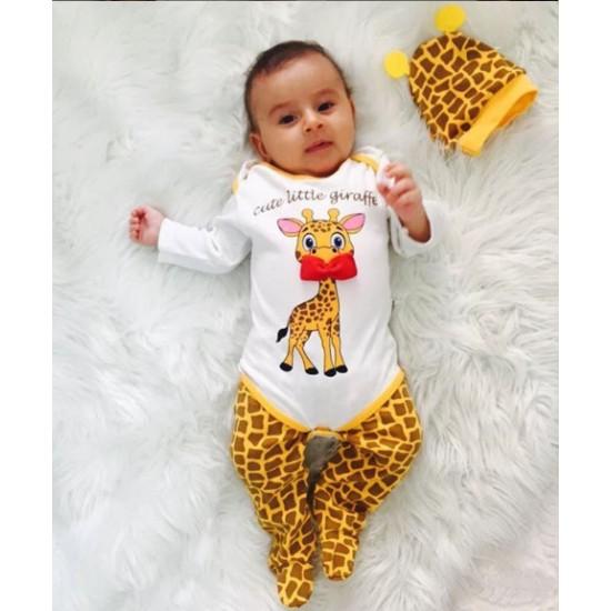 Compleu bebe minibird giraffe