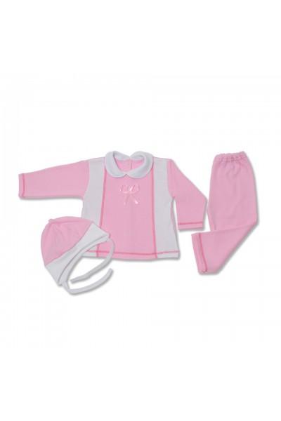 costum copii Azuga roz