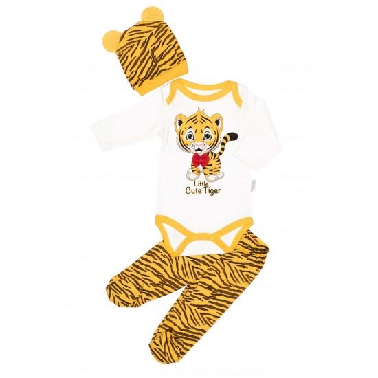 Compleu bebe minbird tigrisor