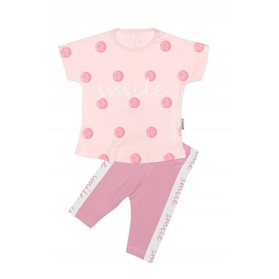 Costum fete necix smile roz