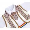 costum traditional baieti maro 4 piese