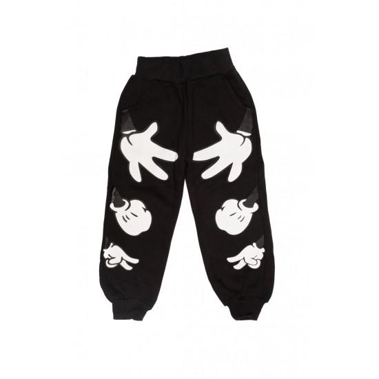 pantalon copii ayhan vatuiti negri