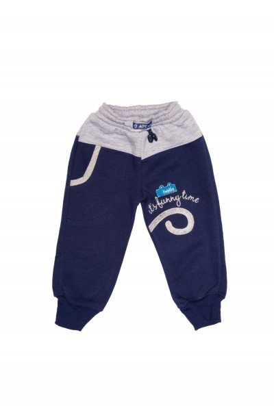 pantaloni copii atc bleumarin