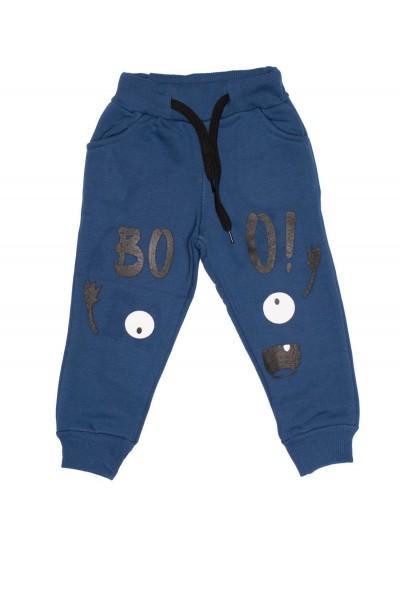 pantaloni copii asya bleumarin