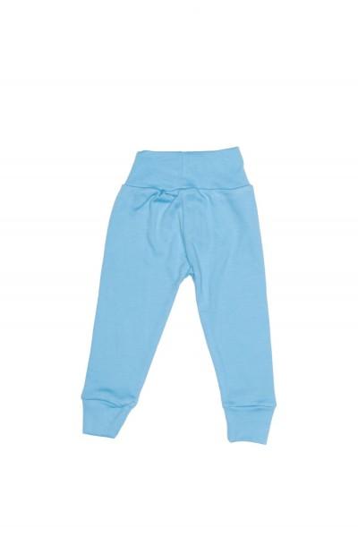 pantaloni casa obi bleu