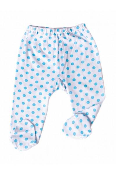 Pantaloni botosel adonis buline albastre