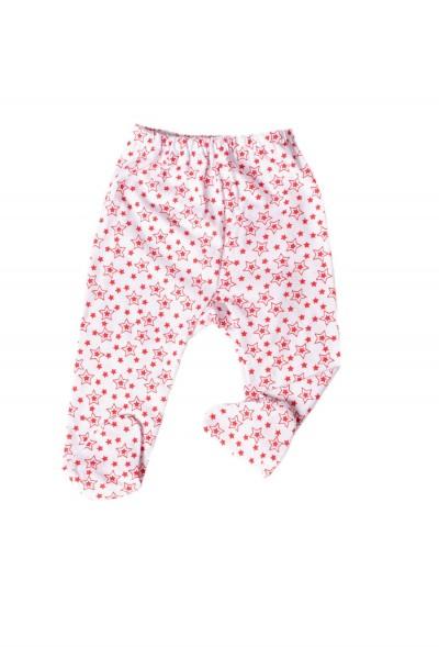 pantalon botosel azuga imprimeustelute rosii
