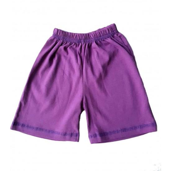 Pantaloni scurti bebe iris mov
