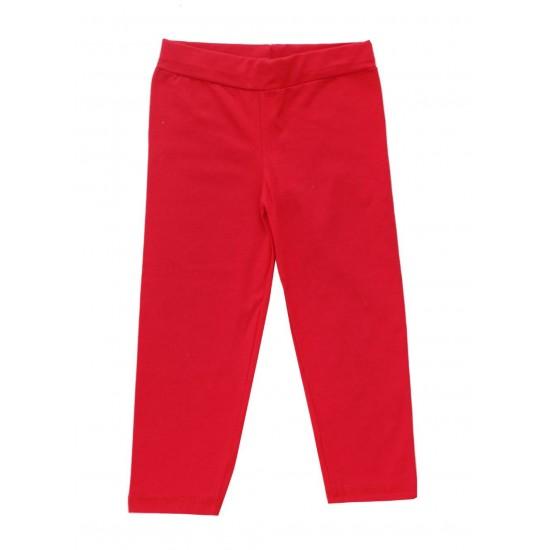 pantaloni fete rosii